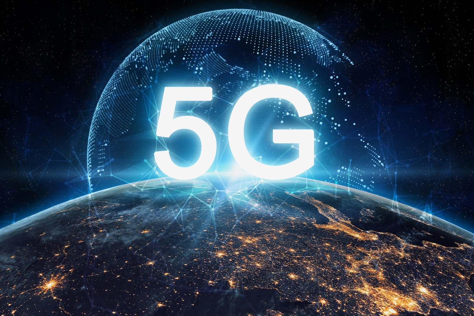 The Department of Defense has taken historic action to advance the application of 5G communications for America's warfighters.