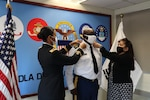 DDDK's NCOIC promoted to Army Master Sergeant
