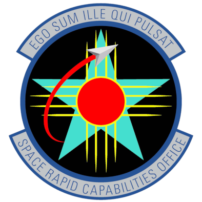 Space Rapid Capability Office patch
