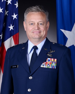Alaska Air National Guard Brig. Gen. Anthony Stratton is the commander of the 176th Wing.