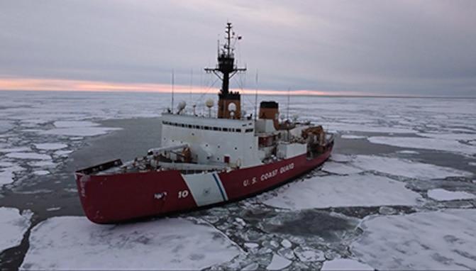 Coast Guard Cutter Polar Star (WAGB 10)