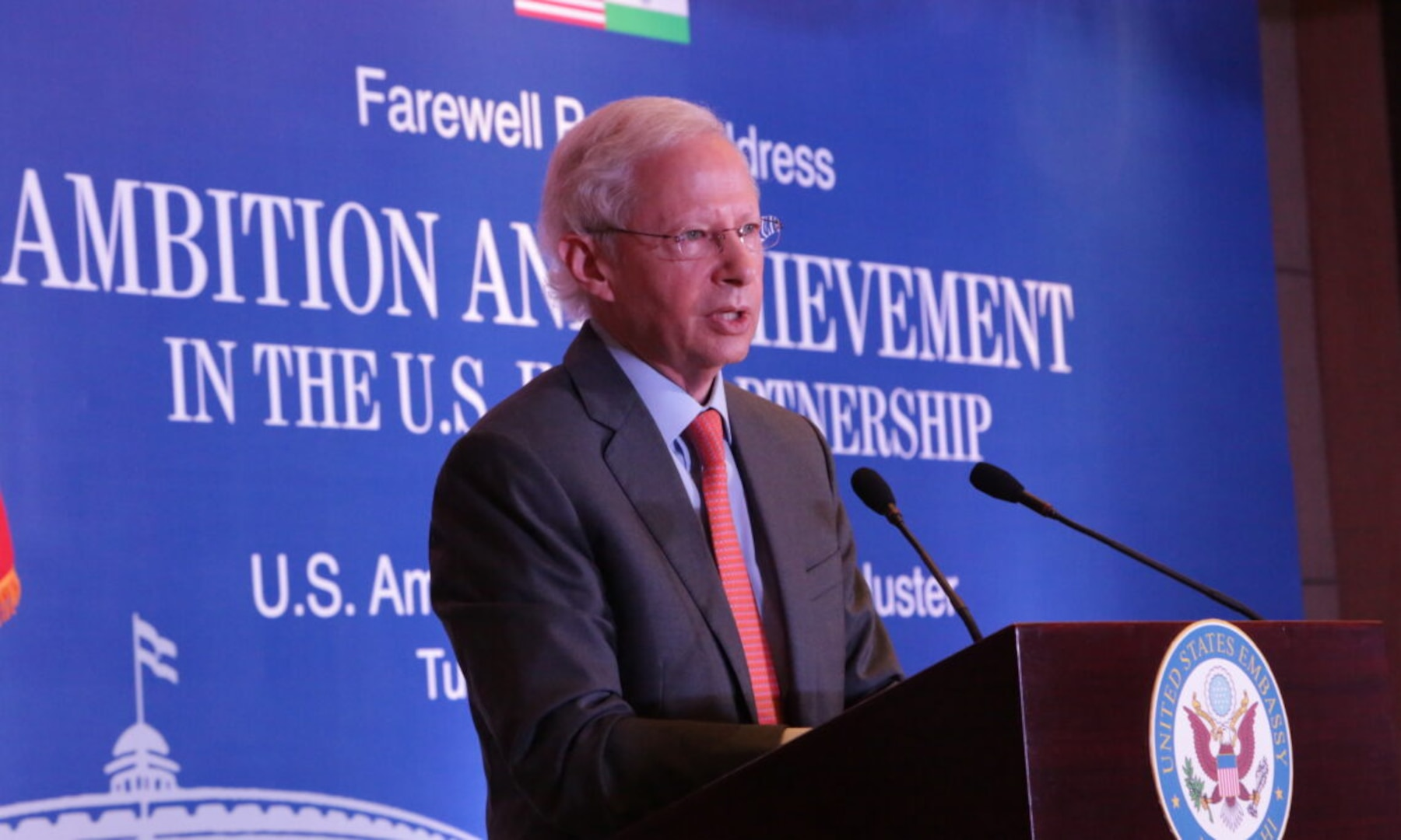 Ambition and Achievement in the U.S.-India Partnership