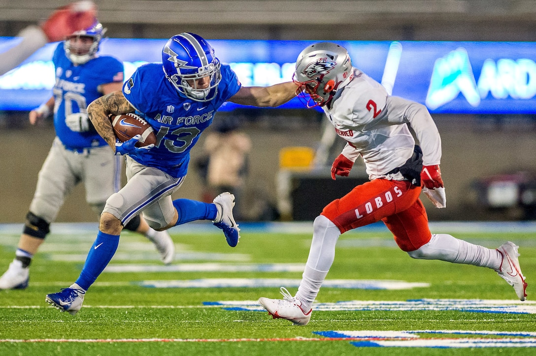 Air Force Football vs. University of New Mexico 2020