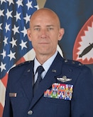This is the official portrait of Maj. Gen. David H. Tabor.