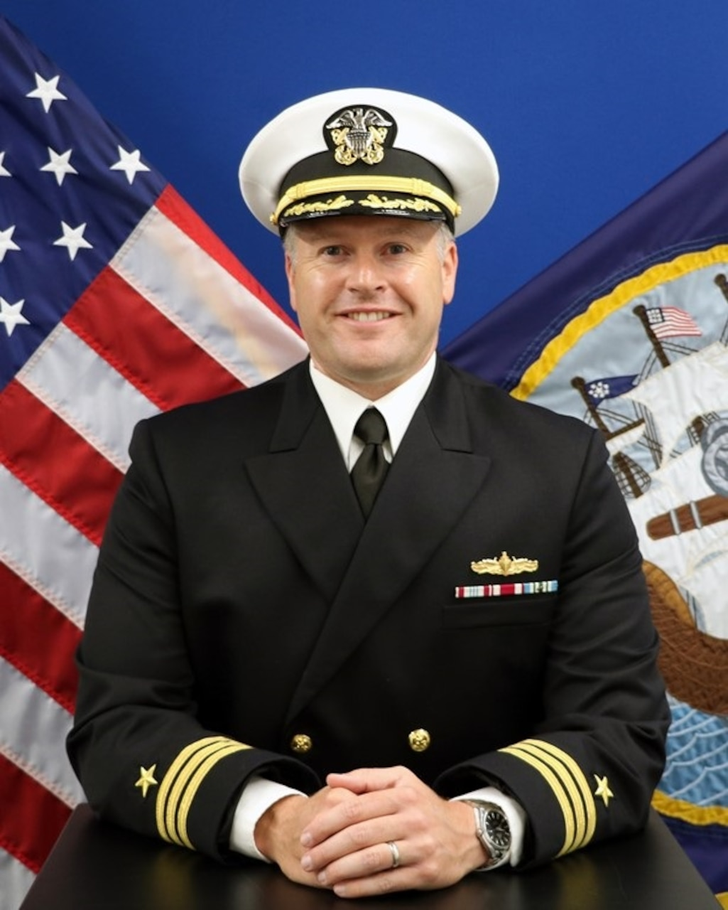 CDR Christopher M. Descovich