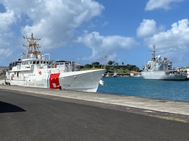 FRC part of mission to combat illicit activity in Eastern Caribbean