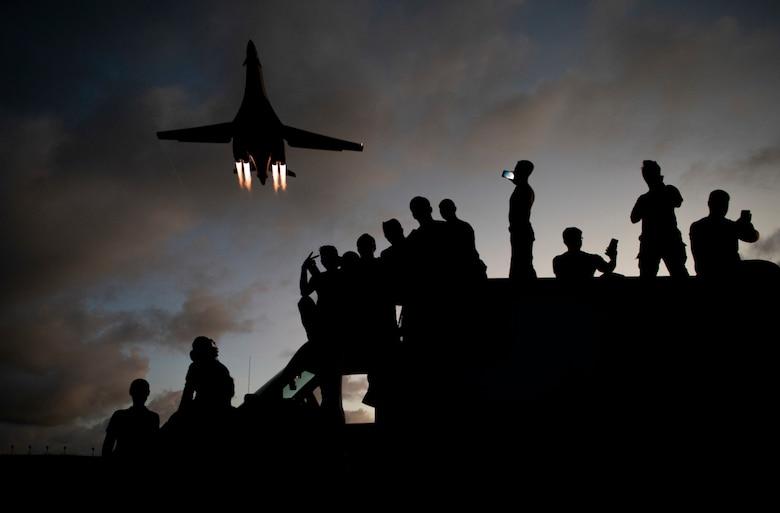 B-1B Lancers fly 24-hour mission for BTF