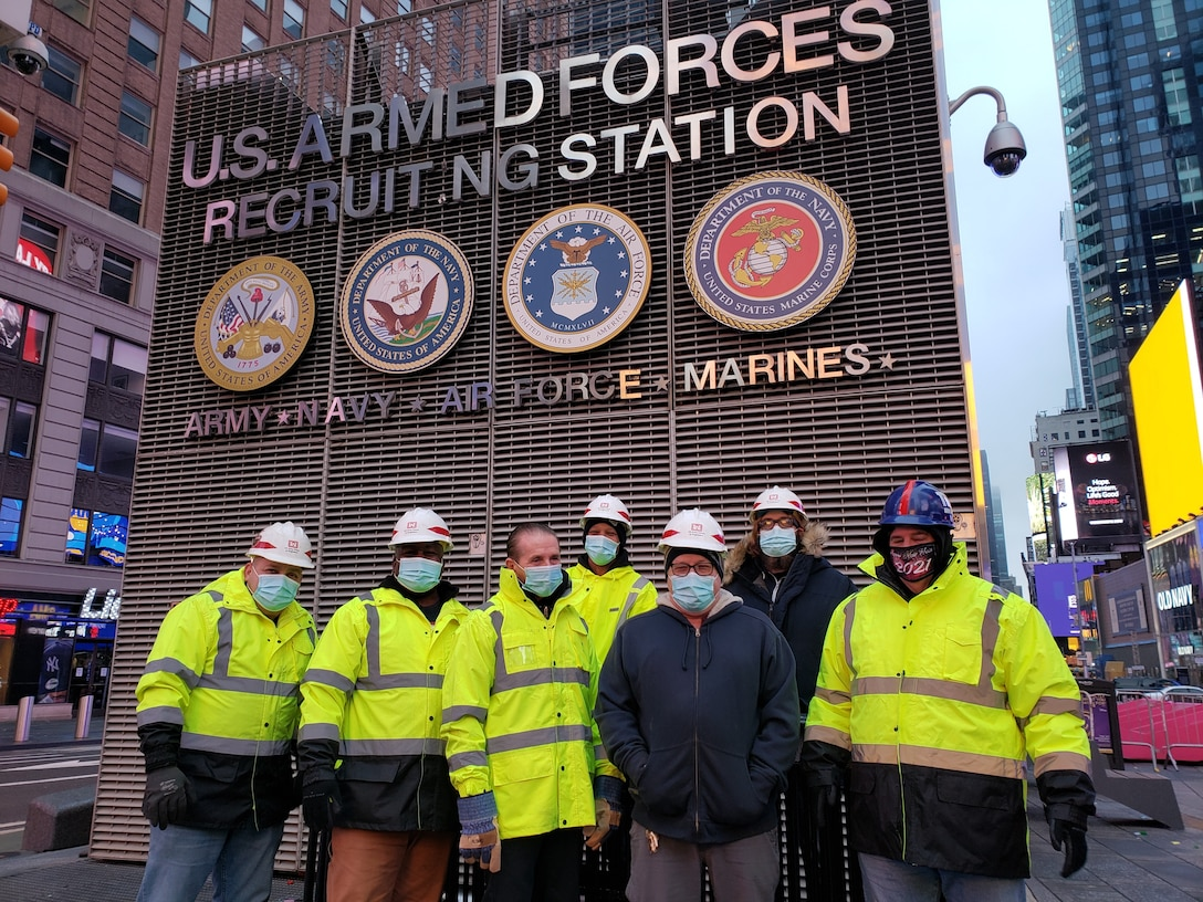 Times Square Recruiting Station