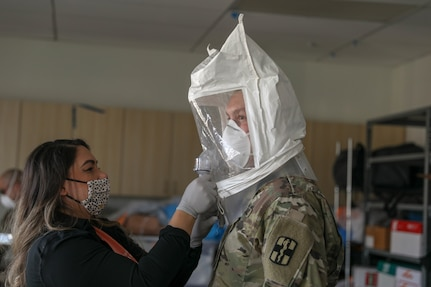 ARNORTH to adjust military COVID-19 response operation in four states, Navajo Nation