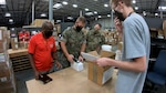 DLA Distribution sends COVID-19 support to military services, federal agencies