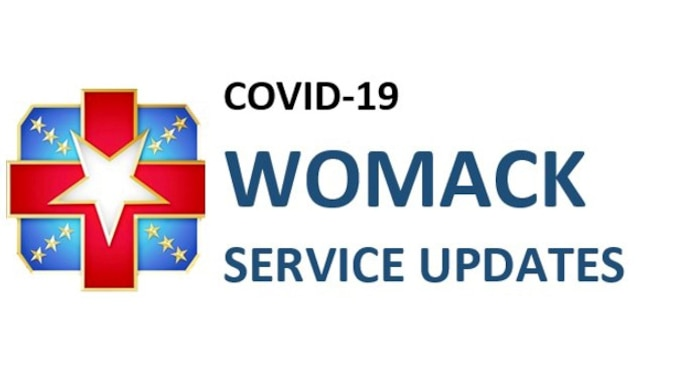 COVID-19 Womack Service Updates
