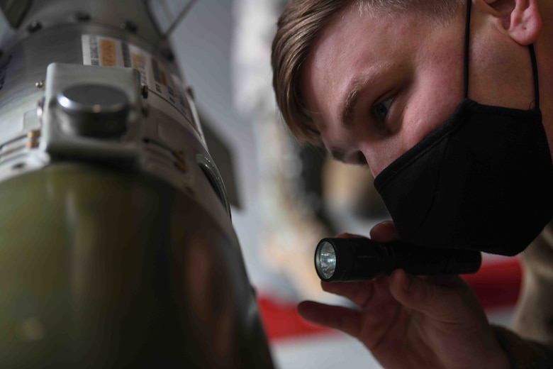 U.S. Air Force Staff Sgt. Cory J. Schultz, 31st