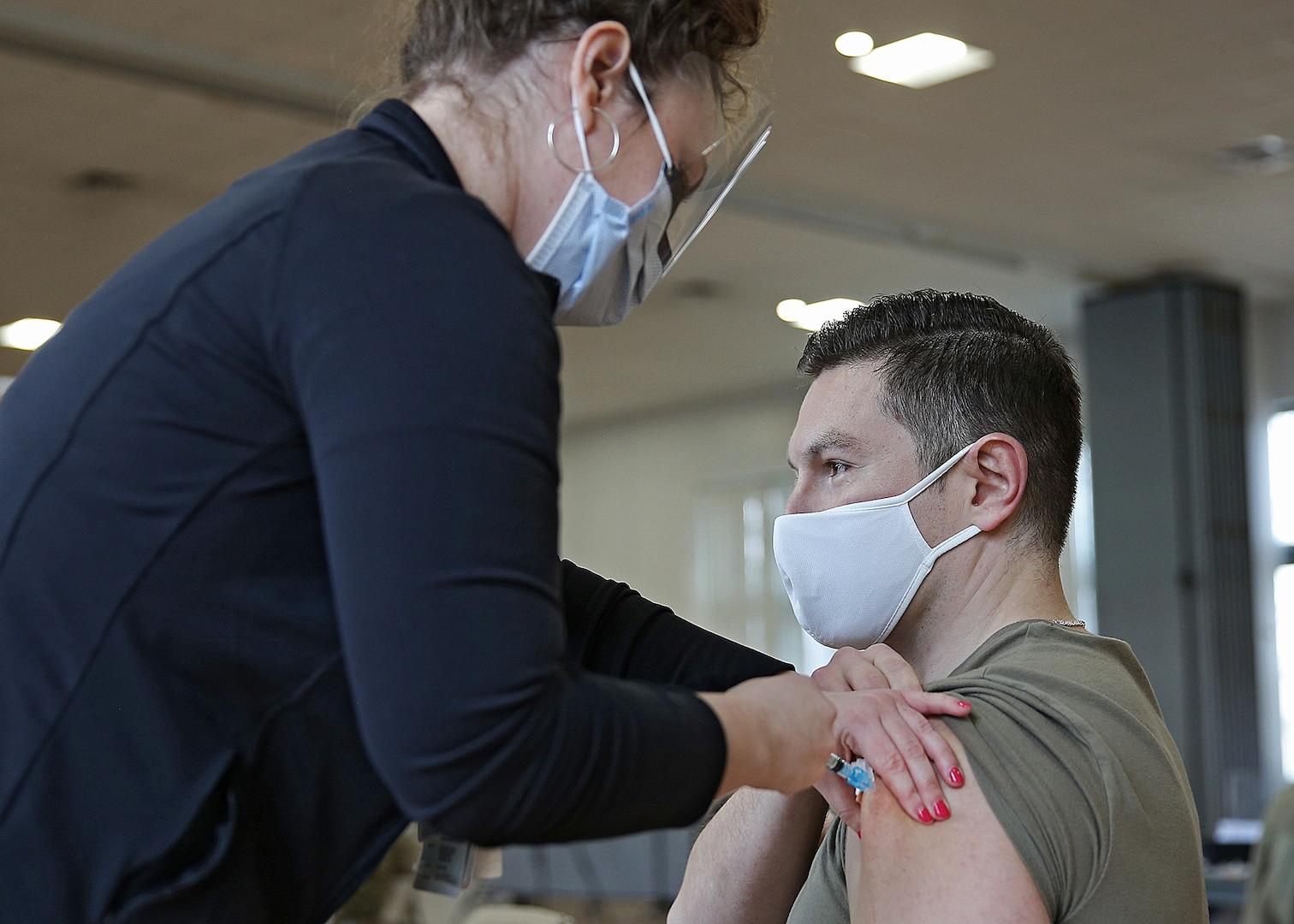 USCYBERCOM COVID-19 vaccinations