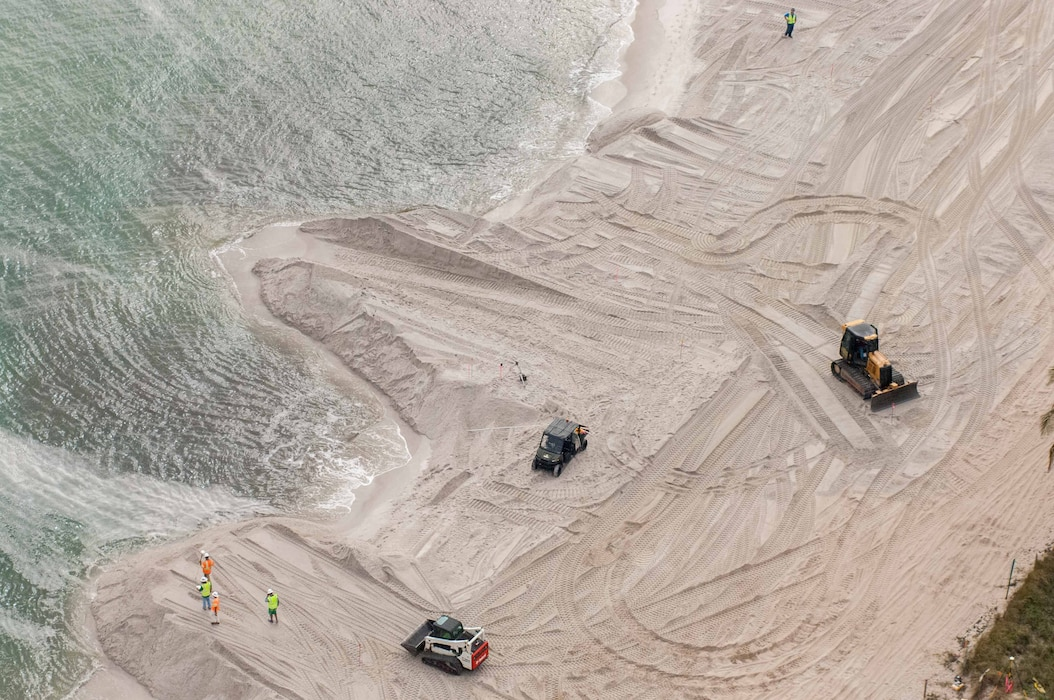 Broward County Segment II Shore Protection Project