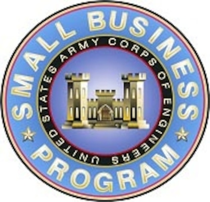 USACE Small Business Program Logo