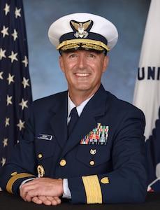 Photo of Read Admiral Jon Hickey