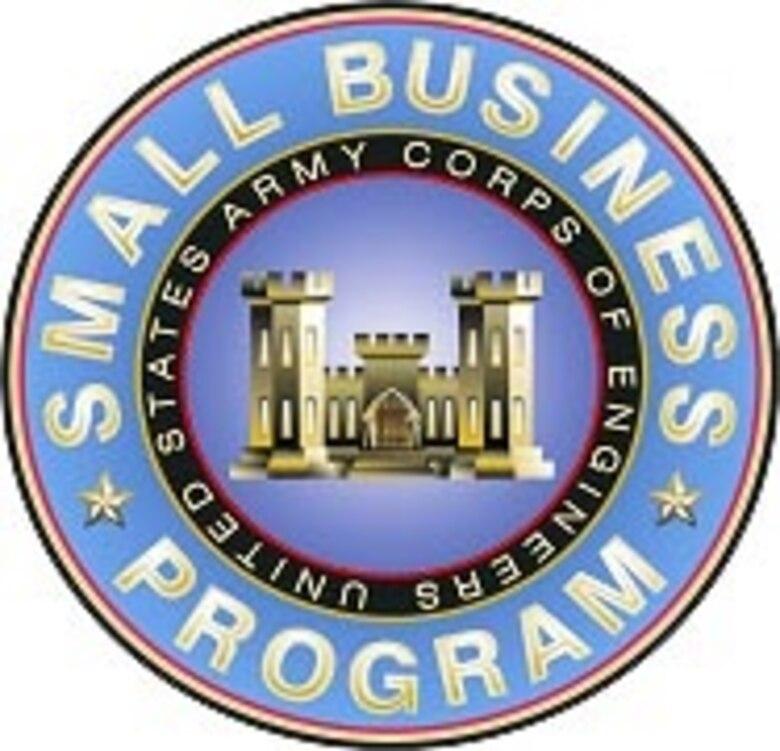 USACE Small Business Program Logo