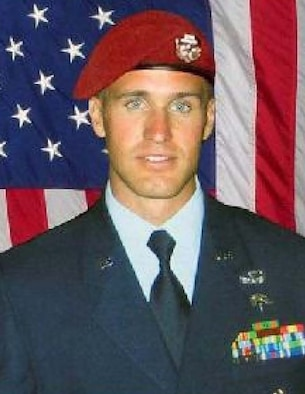 Senior Airman Jason Cunningham