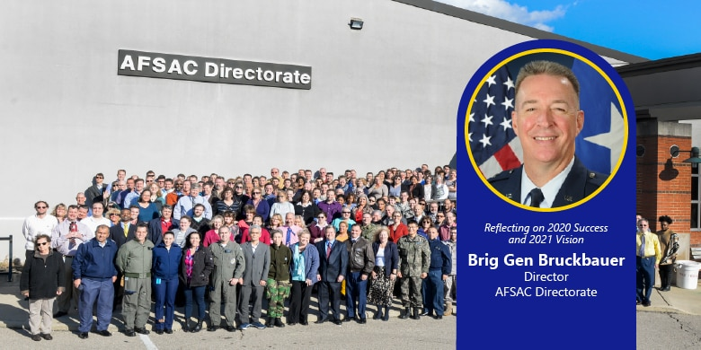 AFSAC Directorate 2020 Employees