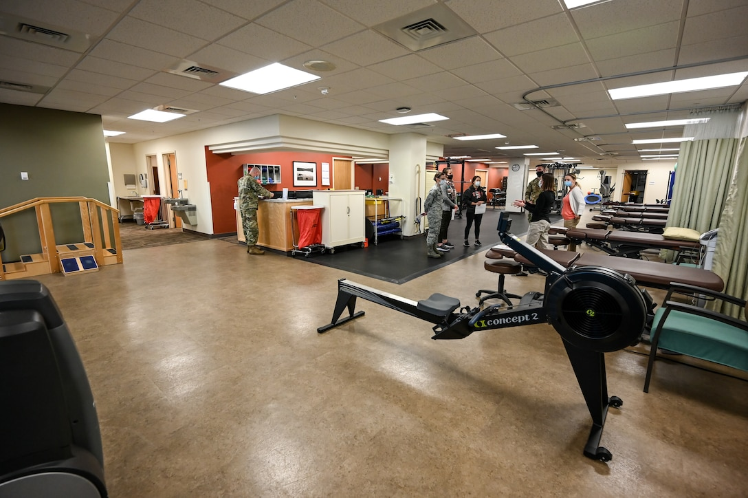 Numerous enhancements to the Physical Therapy Clinic will improve quality of care and ease of access for its active-duty patients.