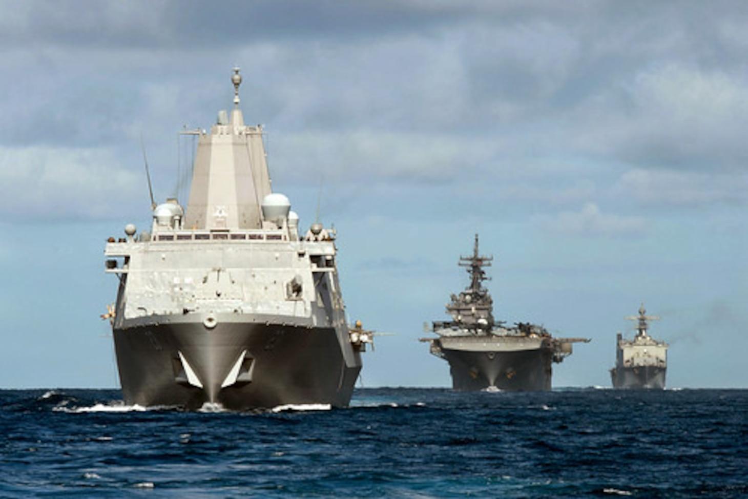 USS Essex Group