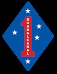 1st Mar Div Logo