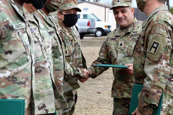 3-312th Training Support Battalion mobilizes to Fort Hood