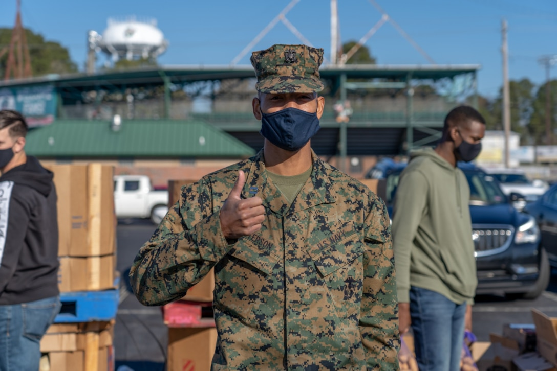 (U.S. Marine Corps photo by Cpl. Menelik Collins)