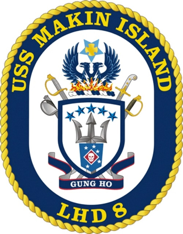 USS Makin Island Logo