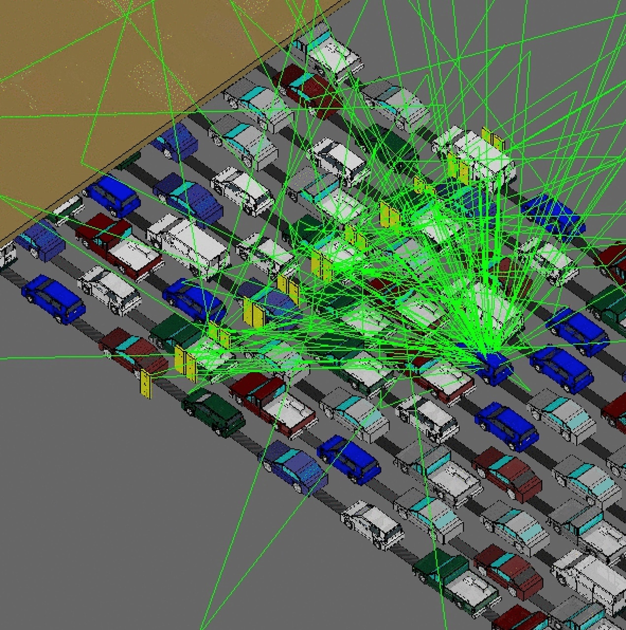 SoftWare for Optimization of Radiation Detectors (SWORD)