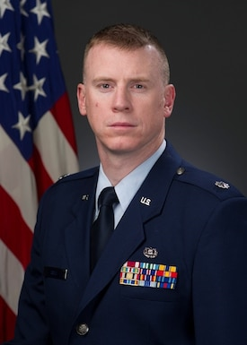 Official Portrait of Lieutenant Colonel Jason Hull
