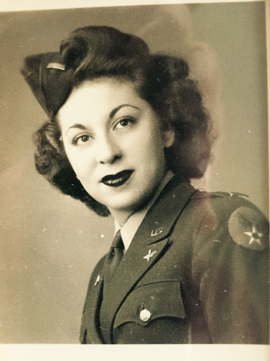 In 1942, Tipi Minnehan joined the first class of the Women's Army Auxiliary Corps in Fort Des Moines, Iowa. (Courtesy photo)