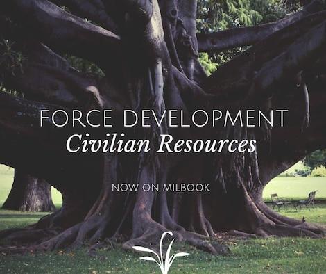 Graphic for civilian force development resources
