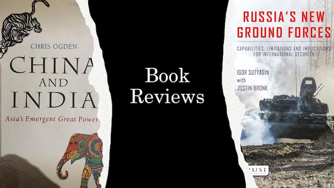 Book review covers