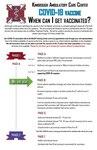 KACC COVID-19 Vaccine Guidance