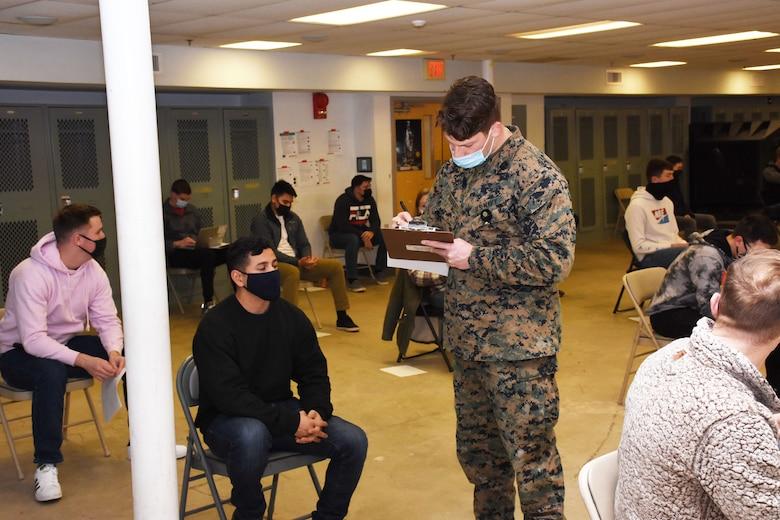 CBIRF Marines, Sailors Vaccinated