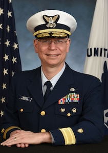 Photo of Rear Admiral Todd Wiemers