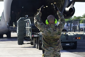 PRANG Airmen support PRNG for presidential inauguration