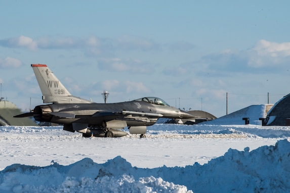 Misawa operates through record breaking December snowfall, demonstrates joint and allied force readiness