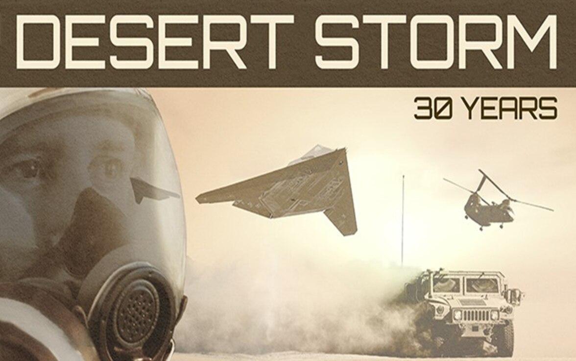 Desert Storm graphic