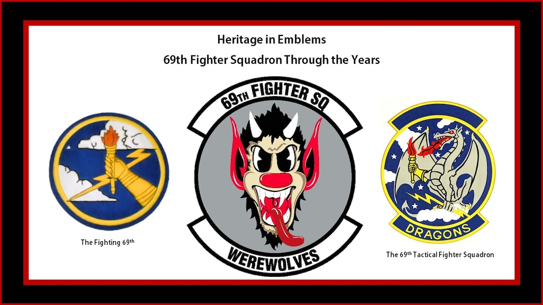 Heritage in Emblems: 69th Fighter Squadron Through the Years