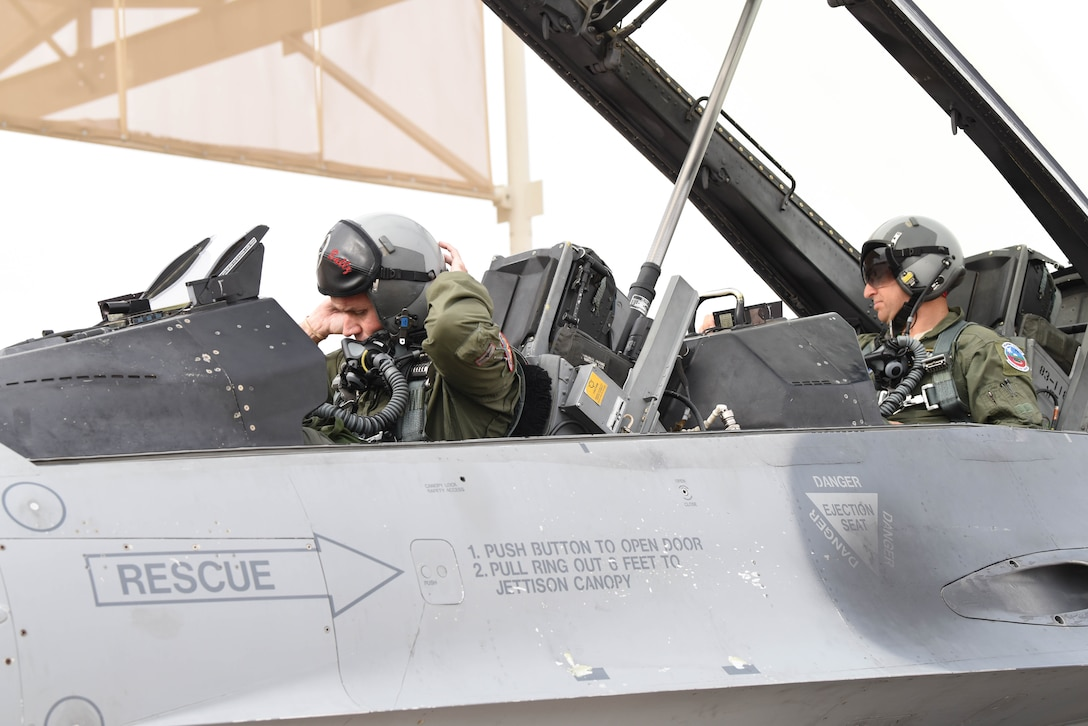 January 15th marks the 80th birthday of the 69th Fighter Squadron. It is assigned to the 944th Operations Group stationed at Luke Air Force Base, Arizona.