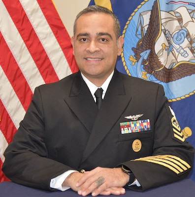 201119-N-MO205-001 NEWPORT, RI (Nov. 19, 2020) Official portrait of AZC Juan Penarodriguez. (U.S. Navy photo)