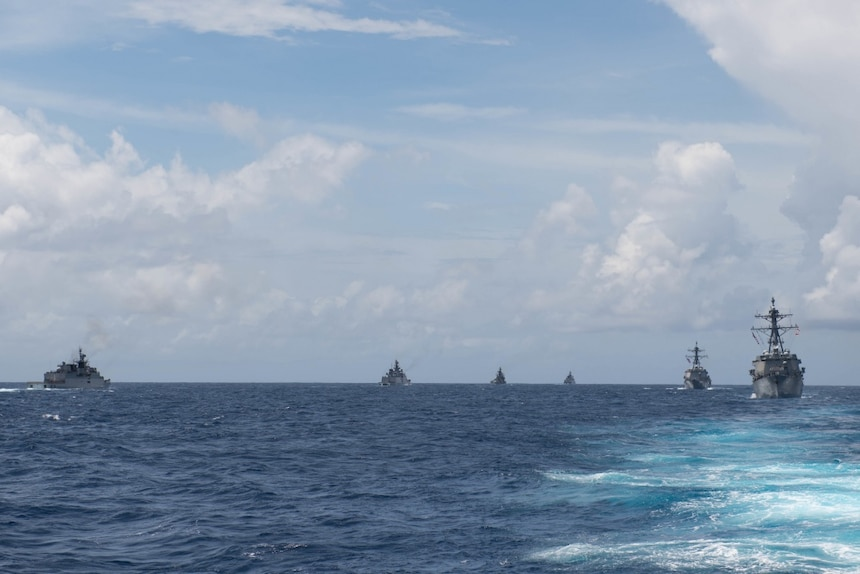 Ship Formation