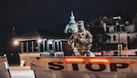 Over 750 Soldiers and Airmen with the Tennessee National Guard are supporting law enforcement at the U.S. Capitol for the 59th presidential inauguration in Washington on Jan. 20.