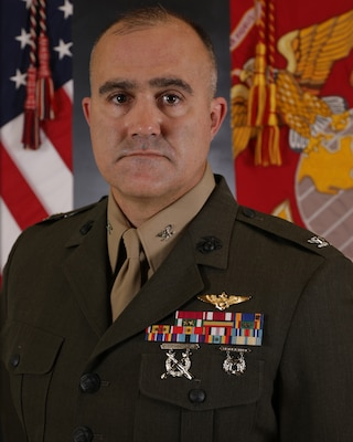 ASSISTANT WING COMMANDER, 4TH MARINE AIRCRAFT WING