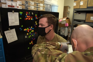 Andersen Air Force Base receives COVID-19 Vaccine doses, begins distribution