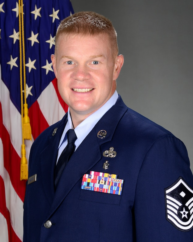 First Sergeant of the Year:Master Sgt. Blayne C. Ralston, 66th Medical Squadron