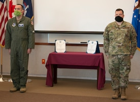 Lambie promoted to technical sergeant