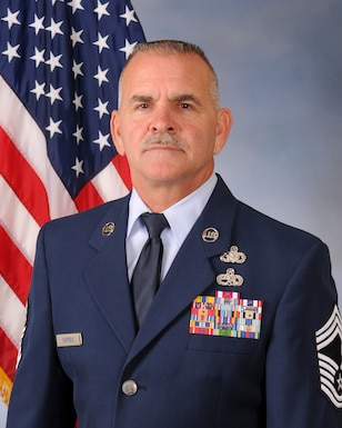 As the command chief, Chief Master Sgt. Brian K.Carroll's mission is to advocate on behalf of the enlisted force to ensure issues with their readiness, professional development, training, and quality of life are addressed. 
